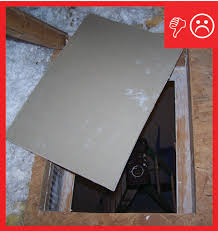 air sealing attic access panels doors stairs building america