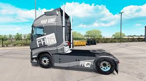 2013 volvo truck commercial fh 2013 v1 2 for american truck simulator