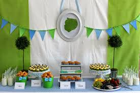 southern gentleman baby shower