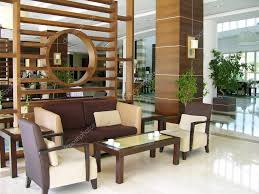 modern hotel lobby u2014 stock photo karnizz 1211099