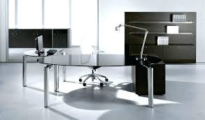 glass top office desk glass desk office furniture frosted glass office desk steel and