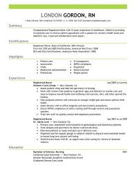 resume template for nursing resumes template all about letter exles