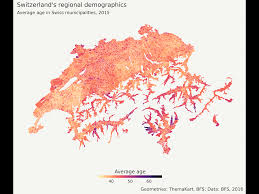 Switzerland World Map by Beautiful Thematic Maps With Ggplot2 Only Timo Grossenbacher