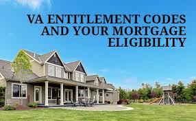 Fha Streamline Worksheet by Va Entitlement Codes And Worksheet Determine Your Eligibility