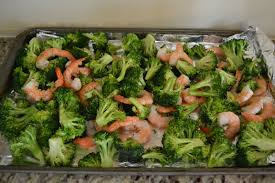 roasted shrimp broccoli u0026 garlic pasta quick u0026 easy pasta recipe