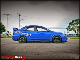 mitsubishi lancer modified automotive news 2008 mitsubishi lancer evo x time attack victory