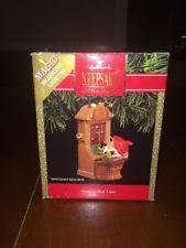 hallmark santa christmas ornaments ebay