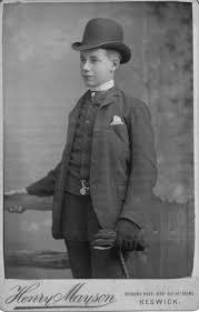 Victorian Era Victorian Era Woman U0026 Young Man Collectors Weekly