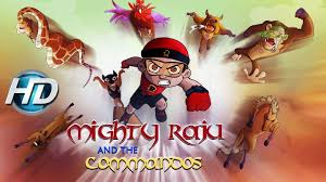 cartoon film video free download mighty raju and the commandos youtube