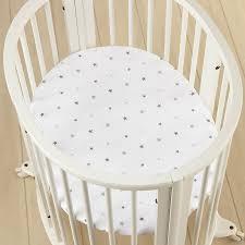 Stokke Mini Crib Aden And Anais Stokke Mini Crib Sky Single Sheet Josh