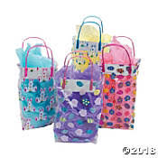 easter bags easter goody bags treats favors for kids easter goodie bags