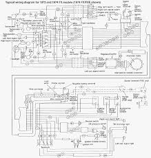 1977 harley davidson sportster wiring diagram simple ironhead