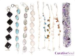 crystal stones necklace images Healing jewelry natural crystal and gemstone necklaces jpg