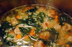 italian wedding soup u0026 olive garden knock off breadsticks apples