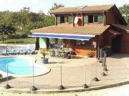 chambre d hote soulac chalet finlandais 7pers piscine privative à soulac sur mer