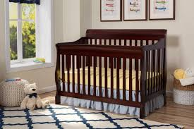 Affordable Convertible Cribs Delta Children Canton 4 In 1 Convertible Crib Charming Best