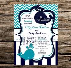 whale baby shower invitations whale baby shower invitations marialonghi