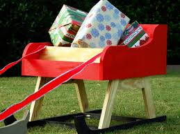how to build an outdoor santa sleigh with reindeer how tos diy