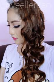 Catok Ikal how to curl hair without heat cara curly tanpa catok