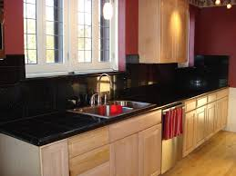 Black Granite Kitchen Table by Granite Kitchen Countertops With White Cabinets Checked Pattern