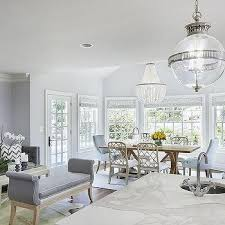 Living Room With White Furniture Sofa Design Ideas