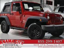 jeep wrangler panama city fl jeep wrangler panama city 167 jeep wrangler used cars in panama