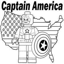 Marvel Superheroes Coloring Pages Printable Captain Sheet Iron Man Coloring Page Iron