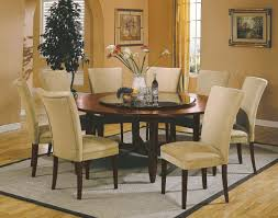 emejing round formal dining room sets for 8 photos home design