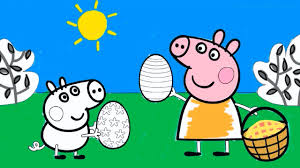 peppa pig coloring pages free printable orango coloring pages