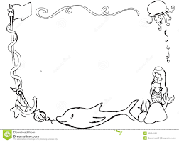 Download Black And White Floor by Ocean Floor Clipart Black And White Clipartxtras