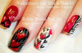 nail design ideas valentines day image collections nail art designs