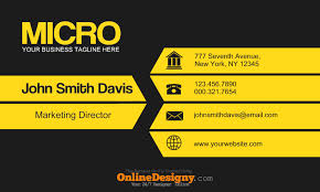 online business card designer 6 online tools to create business