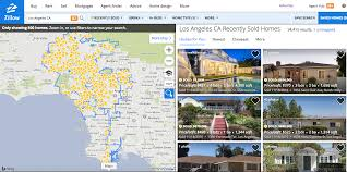 Zillow Value Map Exactly How Bad Are Zillow U201czestimates U201d Case Study