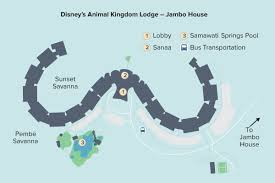 disney floor plans disney u0027s animal kingdom lodge jambo house walt disney world