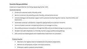 Starbucks Resume Cashier Resume Sample Amp Writing Guide Genius With 19 Surprising