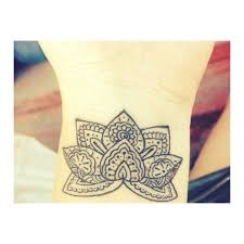 Buddhist Flower Tattoo - gallery for u003e buddhist symbols lotus flower tattoo