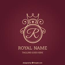 royal logo vector free