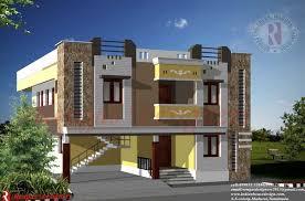 double floor house elevation photos indian house design double floor buildings designs4 home