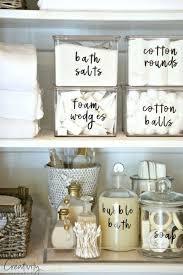 bathroom organizer ideas simply done the most beautiful linen closet linens