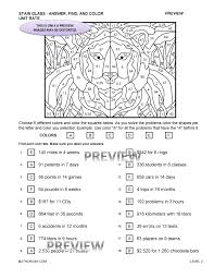 rates ratios and proportions worksheets worksheets