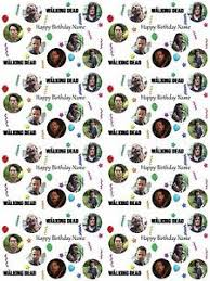 walking dead wrapping paper the walking dead personalised birthday wrapping paper add name