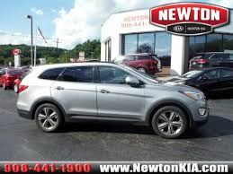 used 2013 hyundai santa fe limited used 2013 hyundai santa fe limited for sale in newton nj serving