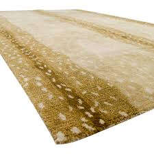 34 off ballard design ballard design tan antelope rug decor