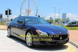 maserati quattroporte 2015 blue 2015 2016 maserati quattroporte s new method motors