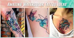 60 best watercolor tattoos u2013 meanings ideas and designs