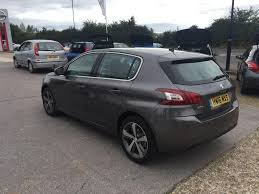 peugeot 308 2016 used 2016 peugeot 308 ss allure 5dr pt 130 for sale in ryde isle
