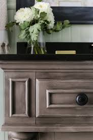 Powder Room Table Aqua Meets Urban Powder Room Reveal Bless U0027er House