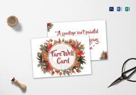 farewell card template word farewell invitation designs u0026 templates in word psd publisher
