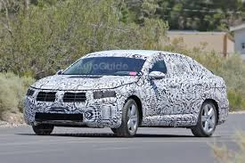 volkswagen lamando 2018 volkswagen jetta spied testing for the first time autoguide