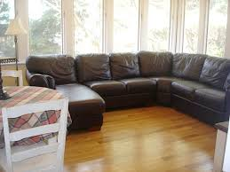 Sectional Leather Sofas With Recliners by Sofas Center Sectional Leather Couch With Recliners We Have